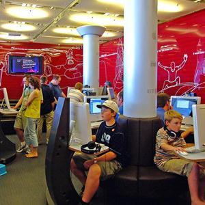 Интернет-кафе Нефтекамска