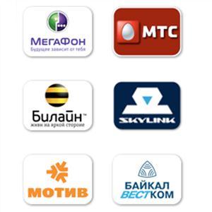 Операторы сотовой связи Нефтекамска