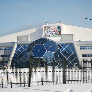 Спортивные комплексы Нефтекамска