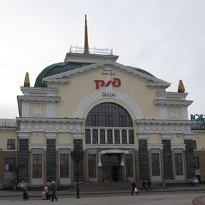 Железнодорожные вокзалы Нефтекамска